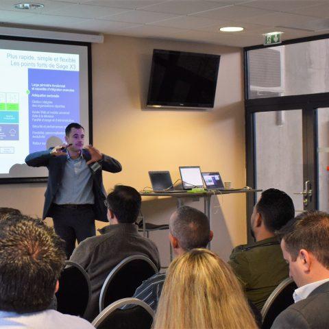 Présentation de l'ERP Sage Enterprise Management (Sage X3)