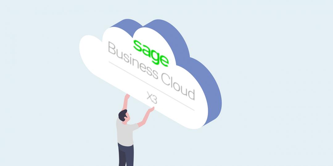 move to cloud Sage X3